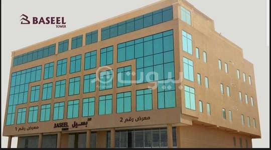 عمارة تجارية  للايجار في الخبر، المنطقة الشرقية - برج للإستثمار في العليا، الخبر