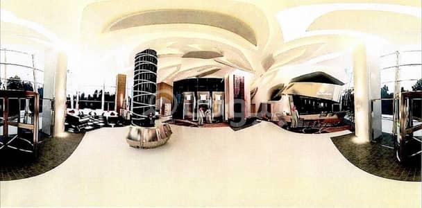 Commercial Building for Sale in Riyadh, Riyadh Region - 4 Stars tower with a pool for sale in Al Aqiq, North of Riyadh