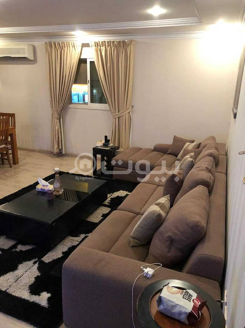 2 Floors Furnished Apartment For Sale in Al Yasmin, North Of Riyadh