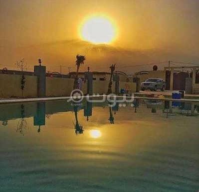 Rest House for Sale in Al Kharj, Riyadh Region - istiraha For Sale In Al Afjah, Al Kharj