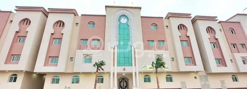 5 Bedroom Flat for Sale in Riyadh, Riyadh Region - A Two Floors System Apartment For Sale In Al Nuzhah, North Riyadh
