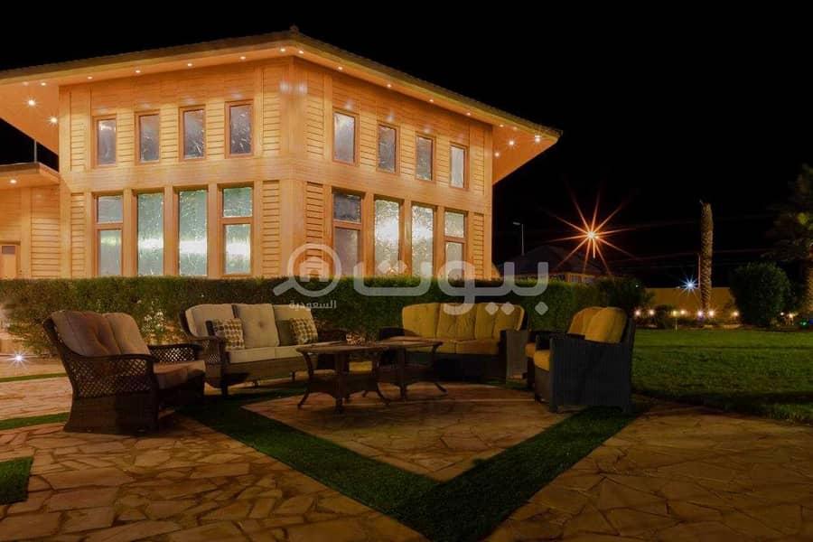 مزرعة للبيع في العمارية الدرعية، الرياض