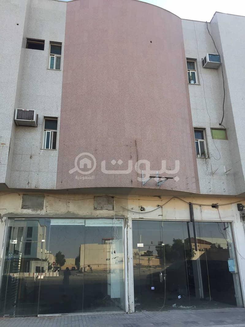 عمارة للإيجار بالكامل في السليمانية على طريق الملك عبد العزيز، شمال الرياض