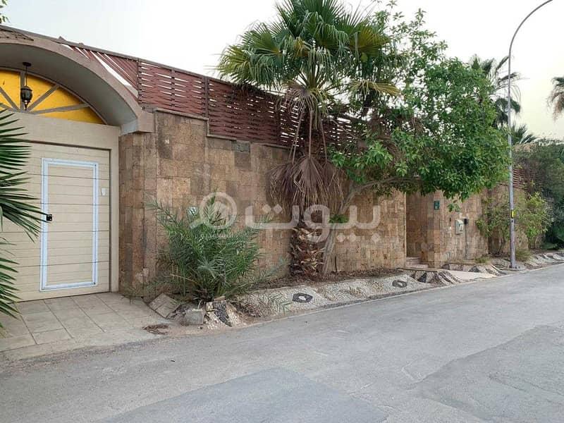 One Floor Villa For Rent In Al Sulimaniyah , Riyadh