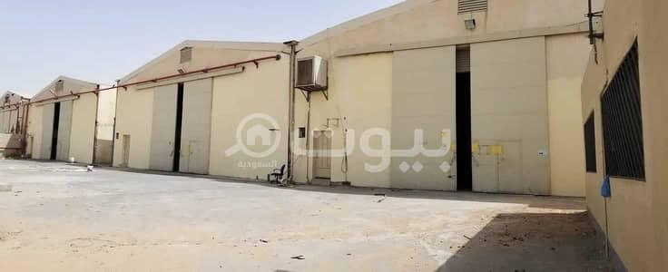 مستودع  للايجار في الرياض، منطقة الرياض - مستودع للإيجار بمساحة 1350م2 في السلي جنوب الرياض