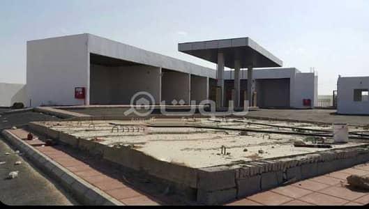 عقارات تجارية اخرى  للبيع في جدة، المنطقة الغربية - محطة للبيع بحي طيبة (الرحيلي)، جدة