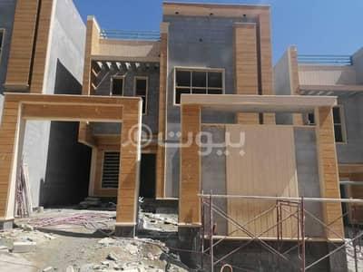 فیلا 4 غرف نوم للبيع في خميس مشيط، منطقة عسير - فلل دورين وملحق للبيع في خميس مشيط