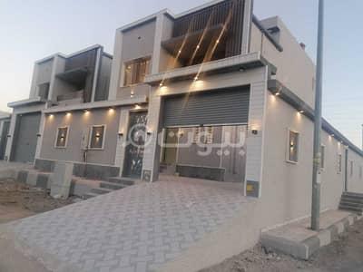 5 Bedroom Villa for Sale in Khamis Mushait, Aseer Region - 2-Floor Villas and an annex for sale in Scheme no. 5, Khamis Mushait
