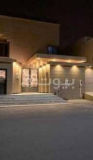 5 Bedroom Villa for Sale in Riyadh, Riyadh Region - Villa   Internal Staircase for sale in Al Shuhada, East of Riyadh