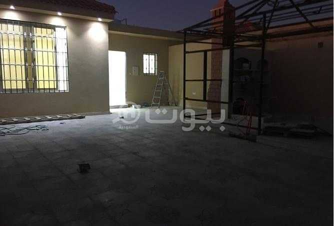 3 Sections Rest-house For Sale In Al Mahdiyah, Riyadh