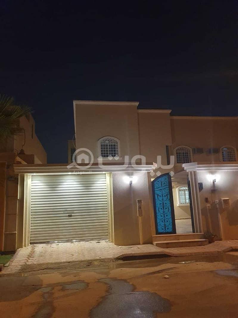 فيلا دوبكلس للإيجار في المصيف، شمال الرياض