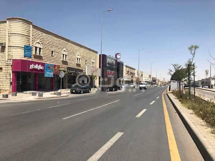 Commercial Shop for rent on Khalid bin Al Walid st, Al Rawdah, East Riyadh