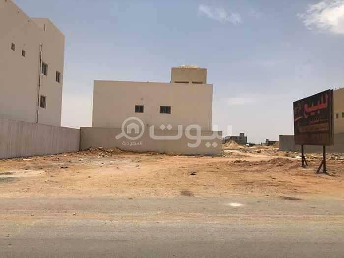 Commercial land for sale in Al Mahdiyah, West of Riyadh
