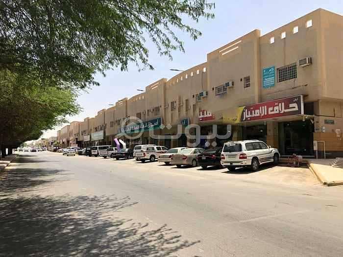 محل تجاري للإيجار في الروضة، شرق الرياض