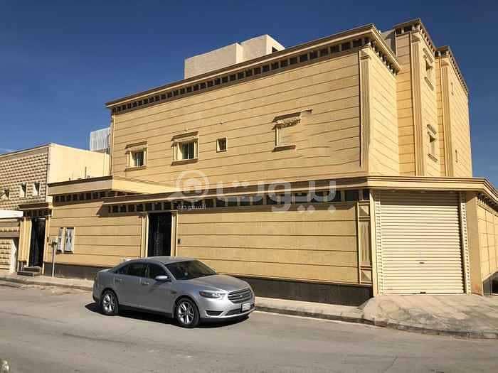 Modern Apartment for rent in a villa in Al Rawdah, east of Riyadh