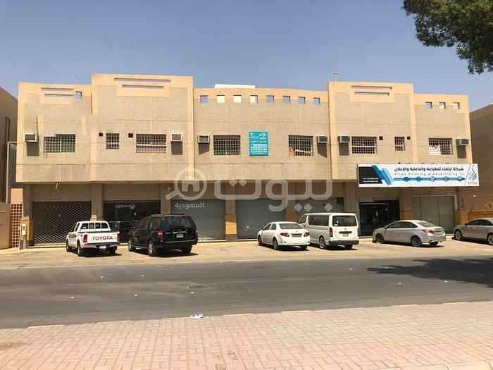 محل تجاري   90م2 للإيجار بالروضة، شرق الرياض