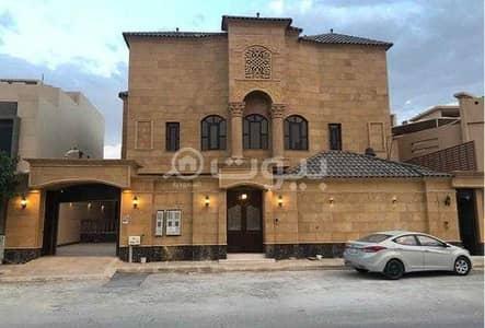 6 Bedroom Villa for Sale in Riyadh, Riyadh Region - Luxury Villa for sale in King Abduallah area, North Of Riyadh