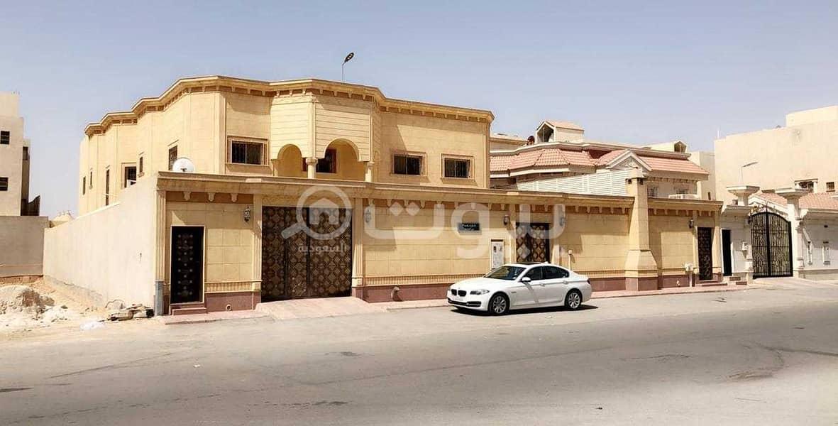 Custom Build Villa For Sale In Al Munsiyah, East Riyadh