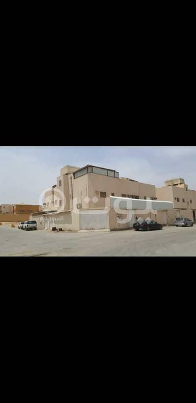 5 Bedroom Villa for Sale in Riyadh, Riyadh Region - Corner Villa | 2 Floors for sale in Al Suwaidi, West of Riyadh