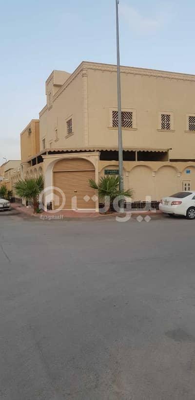 5 Bedroom Villa for Sale in Riyadh, Riyadh Region - Corner residential Villa | 2 floors, separated for sale in Tuwaiq district, west of Riyadh