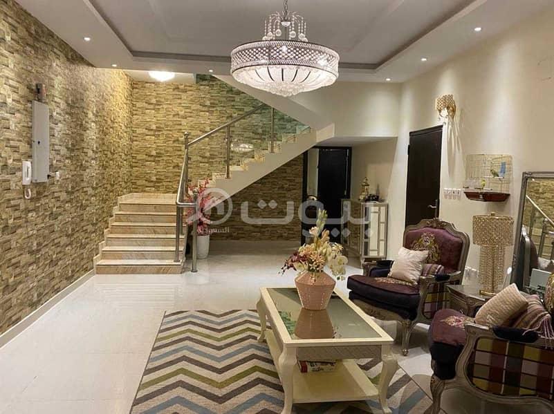 فيلا   370م2 للبيع بحي الوادي، شمال الرياض