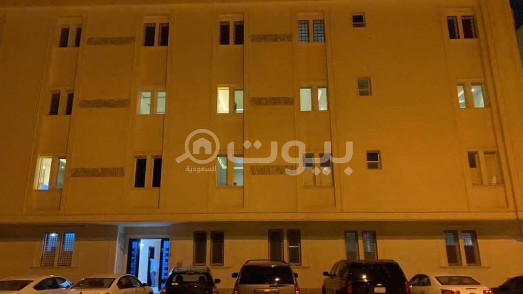 Apartment for sale in Al Ahmadiya district, Dhahrat Laban, west of Riyadh