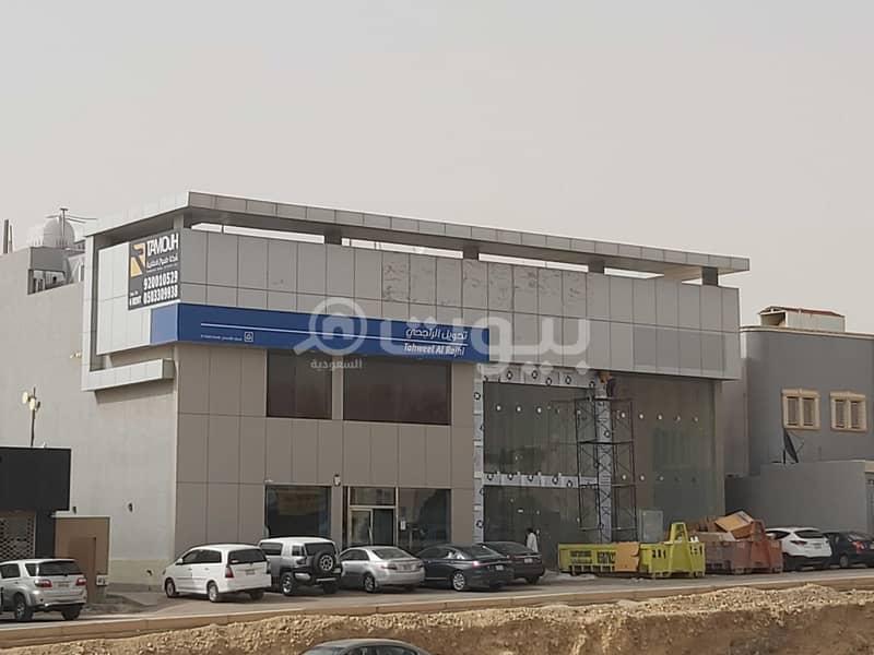مكتب للإيجار في الملقا، شمال الرياض