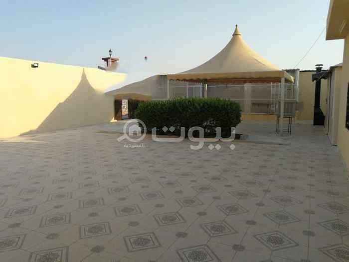 istiraha with a pool for sale in Dahiat Namar, west of Riyadh