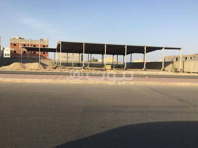 أرض تجارية للإيجار بمخطط الرياض (أ)، شمال جدة