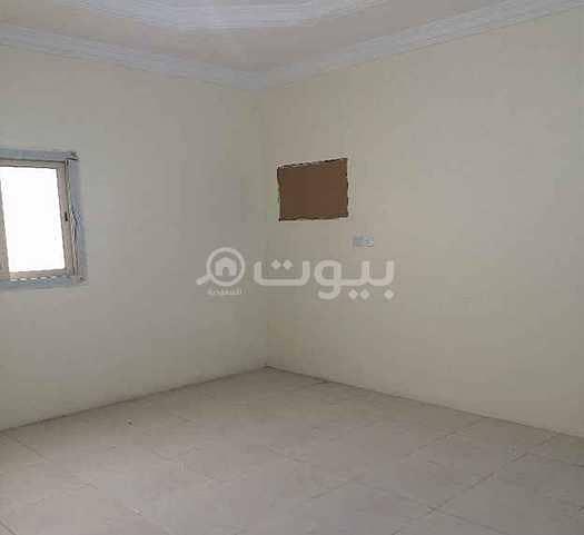 شقة عوائل مع ملحق للإيجار في أبرق الرغامة، شمال جدة