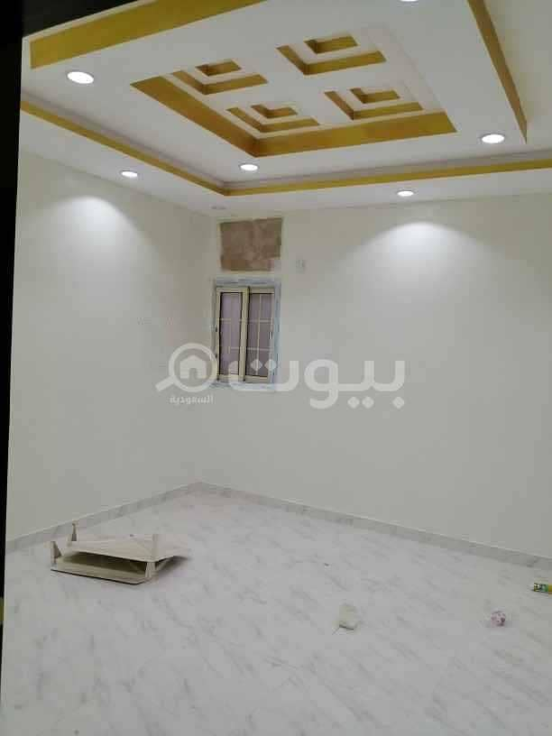 Apartment with parking for rent in Abruq Al Rughamah, North Jeddah