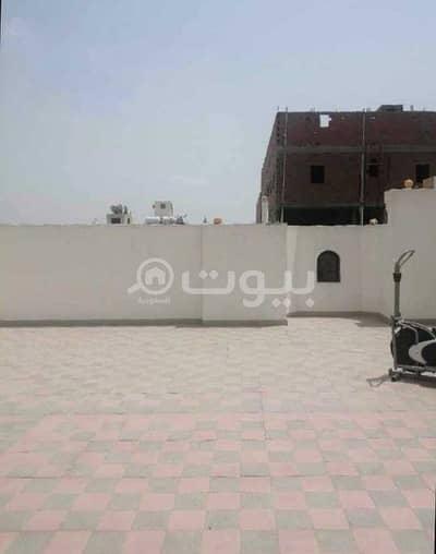 شقة 4 غرف نوم للايجار في جدة، المنطقة الغربية - شقة عوائل مع ملحق للإيجار في حي أبرق الرغامة، شمال جدة
