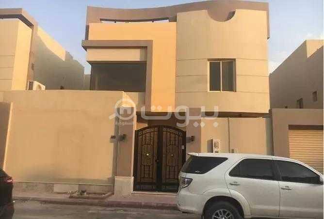 Villa 315 sqm for rent in Al Arid, North of Riyadh