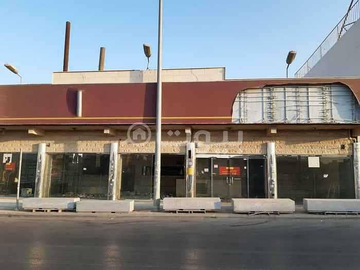 عمارة تجارية للإيجار في الشفا، جنوب الرياض