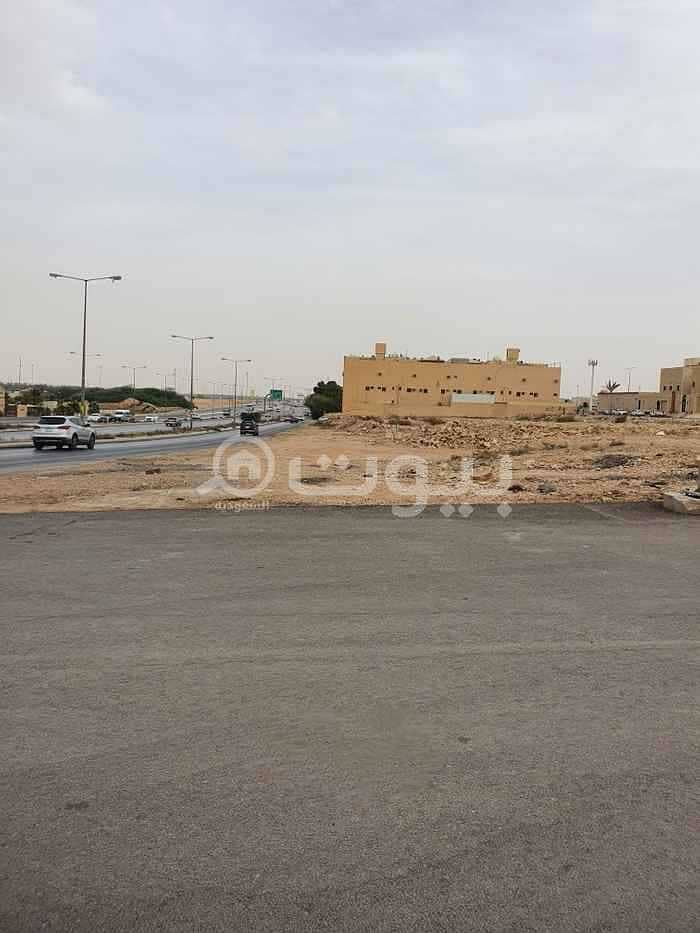 أرض تجارية للبيع بحي بدر، جنوب الرياض