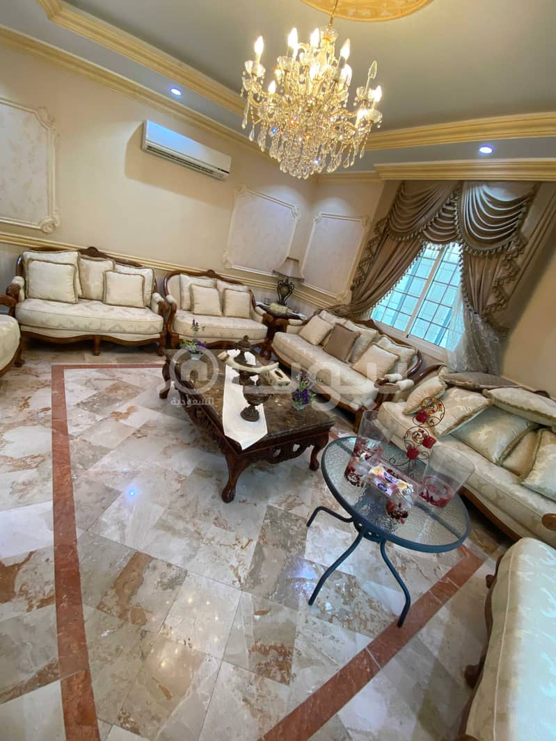 Two Floors Villa And An Annex For Rent In Al Shati, North Jeddah