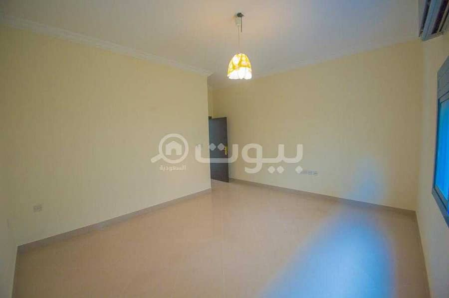 2 Floors villa and annex | 400 sqm for rent in Al Shati, north of Jeddah