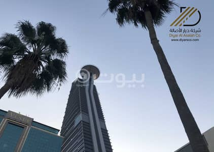 Office for Sale in Jeddah, Western Region - Luxury Office with sea views in HQ Tower for Sale