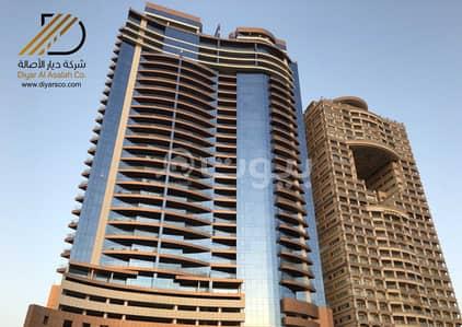 فلیٹ 4 غرف نوم للبيع في جدة، المنطقة الغربية - شقق سكنية باطلالات بحرية بحي الشاطئ - الكورنيش