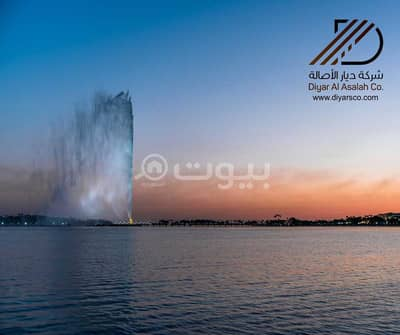فلیٹ 4 غرف نوم للايجار في جدة، المنطقة الغربية - وحدة سكنية في موقع مميز في حي الحمراء للإيجار بين طريق الكورنيش و طريق الملك.