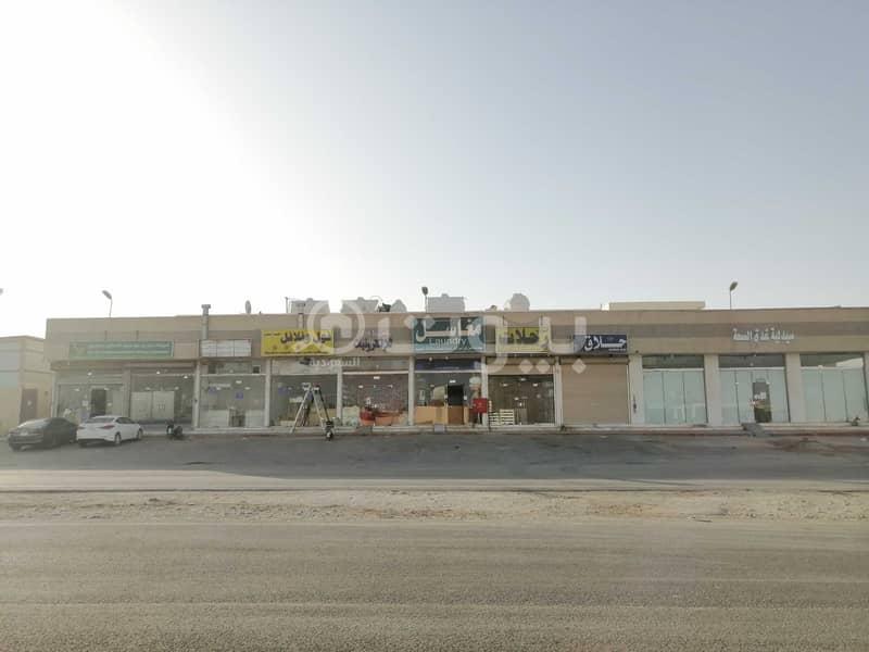 عمارة زاوية تجارية للبيع في العارض، شمال الرياض