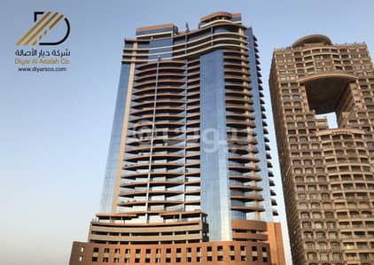 فلیٹ 3 غرف نوم للايجار في جدة، المنطقة الغربية - شقق سكنية بإطلالات بحرية في حي الشاطئ  للإيجار - طريق الكورنيش
