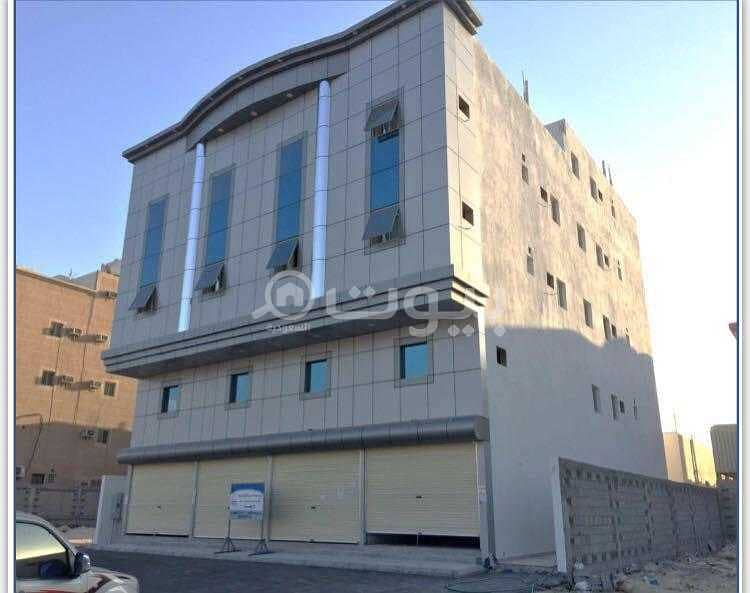 Residential & commercial building for sale in Taybay, Dammam