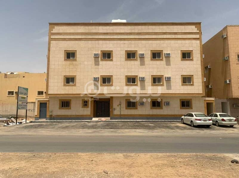 New apartments for sale in Dhahrat Laban, West Riyadh