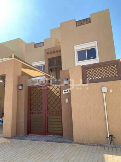 فیلا 5 غرف نوم للايجار في المدينة المنورة، منطقة المدينة - فيلا | دورين وملحق للإيجار في حي المبعوث، المدينة المنورة