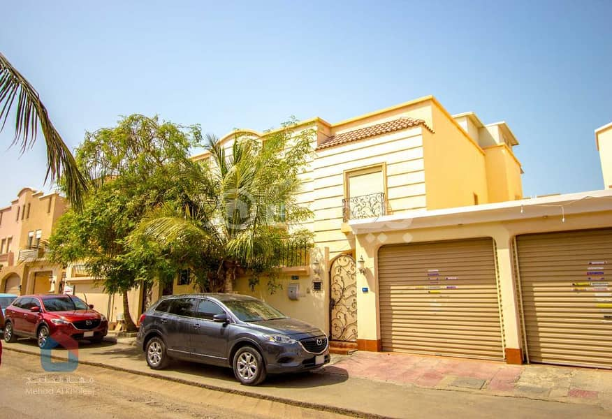 Villa with swimming Pool for rent in Al Khalidiyah, North of Jeddah
