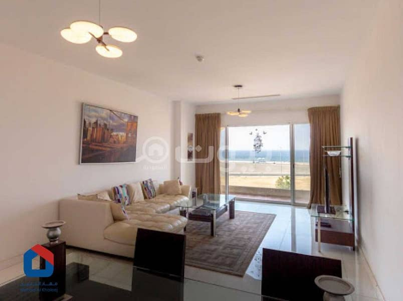 Apartment for rent in Al Shati, north of Jeddah