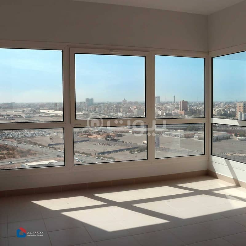 Apartment with parking and pool for rent in Al Fayhaa, north of Jeddah
