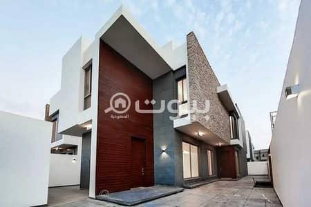 فیلا 4 غرف نوم للبيع في جدة، المنطقة الغربية - فيلا راقية مع سطح للبيع في أبحر الشمالية، شمال جدة