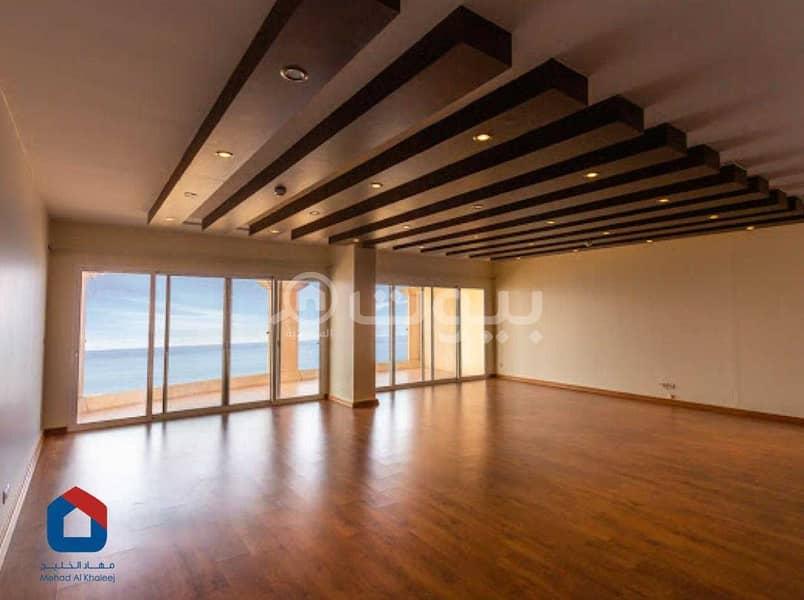 Apartment for rent 200 SQM in Diyar Al Bahar, Al Shati, North of Jeddah